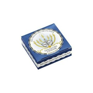 Shalom Floating Candle Wicks-Box Contains 30 Wicks Plus One Float