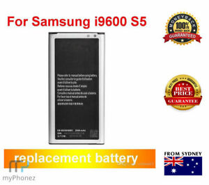 Galaxy S5 Replacement Battery For Samsung Battery For i9600 EB-BG900BBC 2800mAh