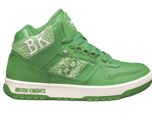 BK British Knights Schuhe Skater Hi 2.0 Limited Leder