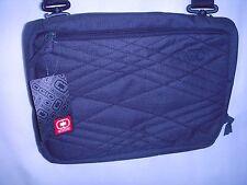 NEW OGIO TRIBECA LAPTOP/IPAD/TABLET MESSENGER BAG - BLACK