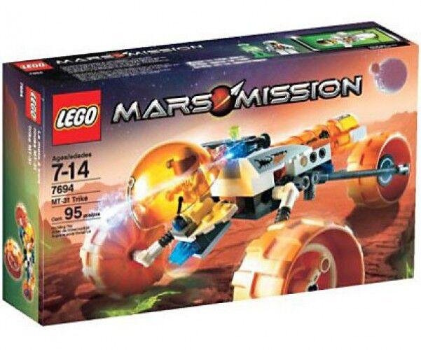 LEGO Mars  Mission MT-31 Trike Set  7694  ordina ora con grande sconto e consegna gratuita