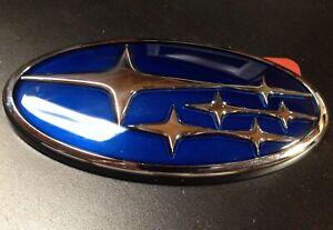 Logo SUBARU 2005 Legacy & Outbac Grille Badge Original 93013AG000 Sti