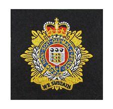 Badge Royal Logistic Corps Blazer Badge RLC