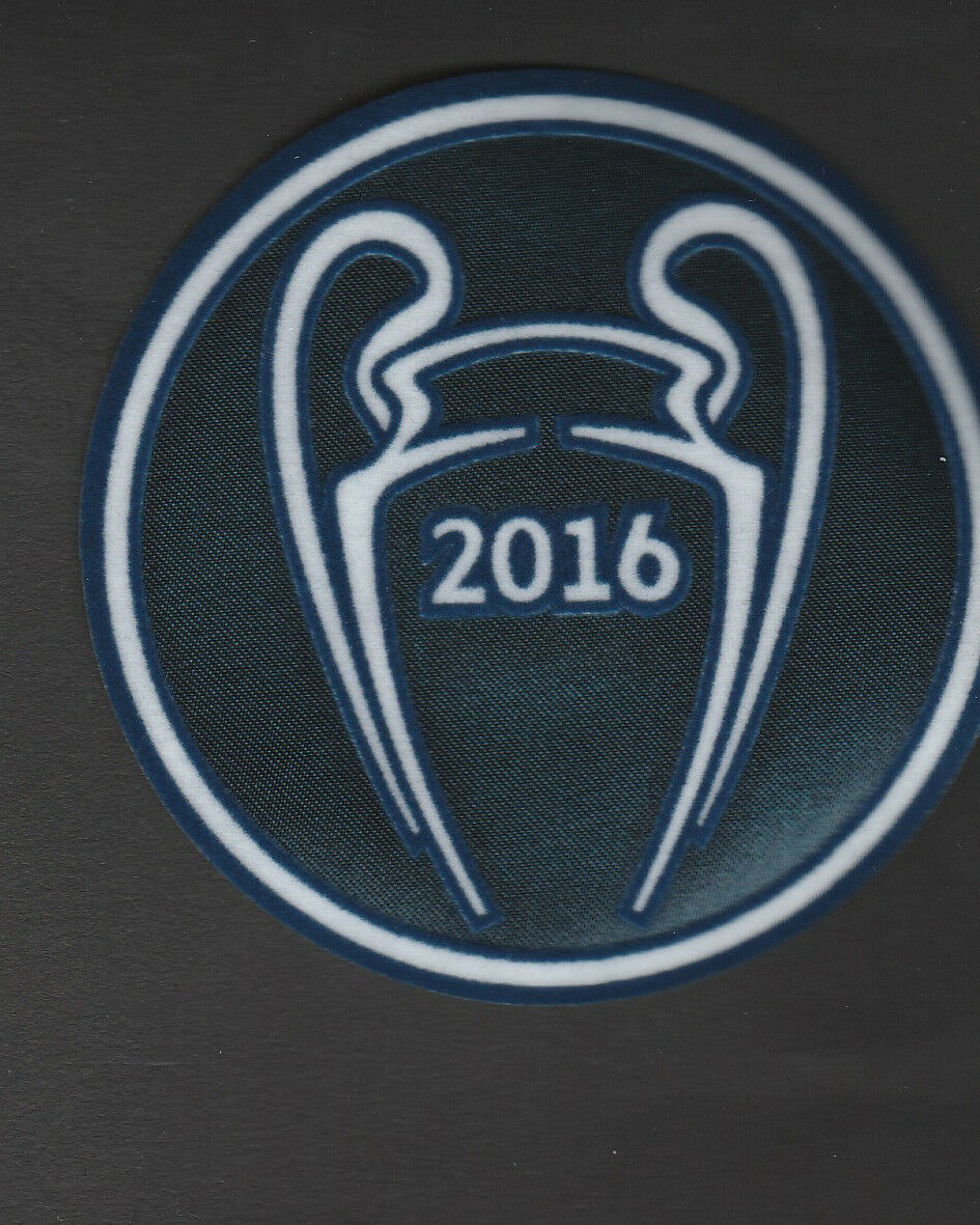 Patch Champions League winners 2016 2016 2016 Iron-On real madrid fcfe53