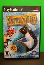 item 3 Surf's Up (Sony PlayStation 2, 2007) Video Game missing instruction  manual -Surf's Up (Sony PlayStation 2, 2007) Video Game missing instruction  ...