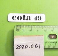 Montesa Cota 49 20m Cota 49 Decal P/n 2020.061 Or 20.20.061