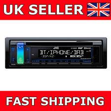 JVC KD-DB98BT CD Bluetooth Car Stereo DAB Radio USB iPhone Player with Aerial