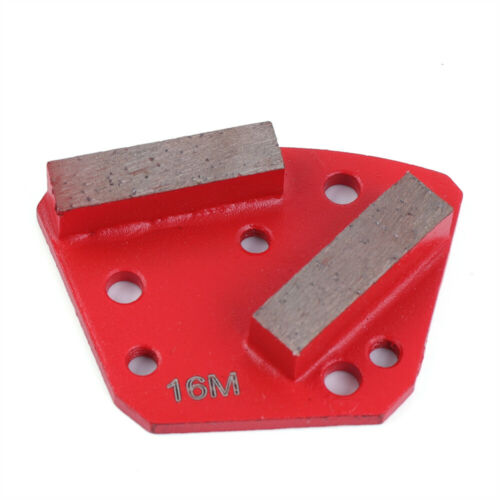 Details about  /3x Grind Tool Diamond Grinding Pads Grinding Disc Trapezoid Concrete Tool TOP US