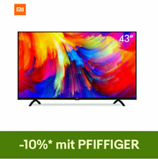 Xiaomi Mi Smart TV 4S 43 Zoll LED-TV 4K 1080P HD, Triple Tuner, Android TV 9.0