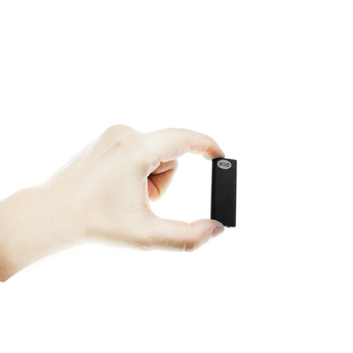 Quality Mini Audio Dictaphone Recorder Voice Listening Device 96 Hours 8GB Bug