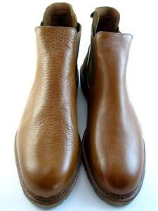 NEW-Allen-Edmonds-034-DISCOVERY-034-Chelsea-Boots-10-5-D-L-amp-10-5-EEE-R-Cognac-553
