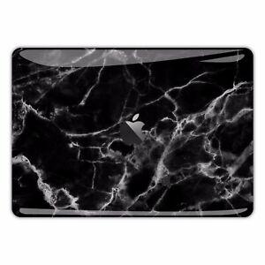 pretty nice 57c57 c509c Details about Macbook Pro Air 13 15 Skins case Sticker Decal vinyl Black  Marble Pattern FSM002
