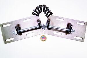 1973-1987 C10 TRUCK K5 2WD Engine Mount Adapter Swap LSx LS1 LS2 LQ4 LS #14020A
