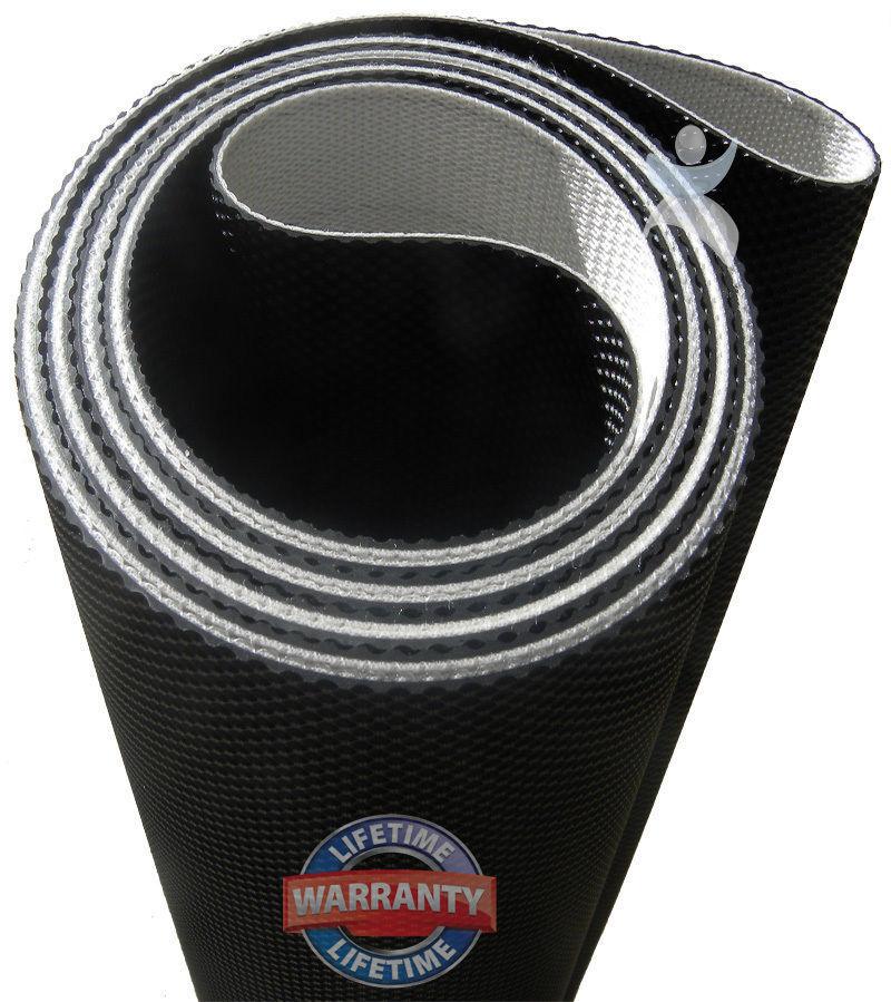 Precor 956 Serial  Treadmill Walking Belt 2ply Premium + Free 1oz Lube