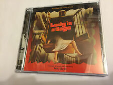 LADY IN THE CAGE (Paul Glass) OOP 1964 Kritzerland Ltd Score OST Soundtrack CD