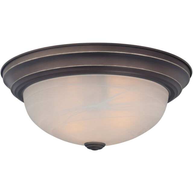 Quoizel Cambridge 2 Light Large Semi Flush Mount For Sale Online Ebay