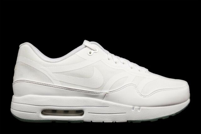 7478dca9273 Nike Air Max 1 CMFT PRM TAPE Wmn Sz 8 599895-113 WHITE WHITE-MINT ...