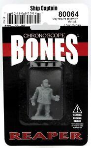 Reaper-80064-Ship-Captain-Chronoscope-Bones-Pulp-Modern-Sailor-Officer-Hero