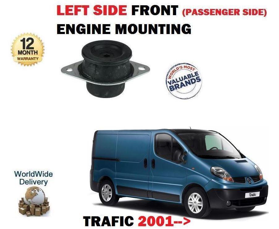 Für Renault Trafic + Van 2001  Neu Vorne Links Beifahrerseite Motoraufhängung
