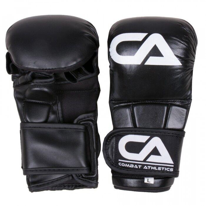 COMBAT Athletics Essentiel entraînement MMA Gants Adultes rembourré KNUCKLE KNUCKLE KNUCKLE 4549b5