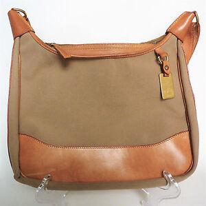 936056d1707b Image is loading Vintage-Dooney-amp-Bourke-Canvas-Fabric-Handbag-Purse-