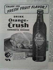 1945-drink-Orange-Crush-carbonated-soda-ribbed-bottle-vintage-ad