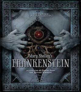Steampunk-Mary-Shelley-039-s-Frankenstein-by-Basic-Zdenko-ExLibrary