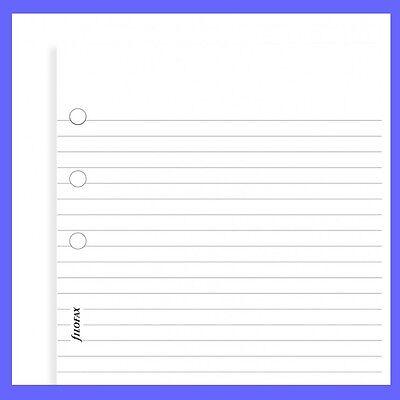 Filofax 133015 Personal Ruled Notepaper lavendel