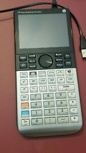 Details about HP Prime NW280AA Touchscreen LCD Calculator - Black