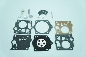 2 Pack Genuine Walbro K10-SDC Carburetor Repair Rebuild Kit Fits SDC Series OEM