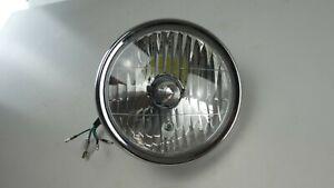 LED-Klarglas-Scheinwerfereinsatz-fuer-Monkey-12v-Skyteam-u-a