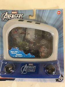 Add X Water Avengers Just Marvel Kids ~ Game 4Nib HI2D9YWE