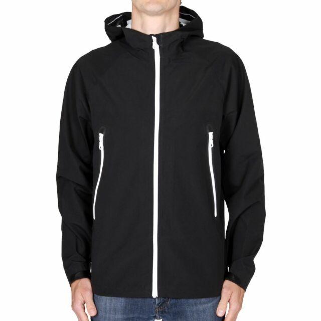 adidas Trefoil Hard Shell Jacket Black