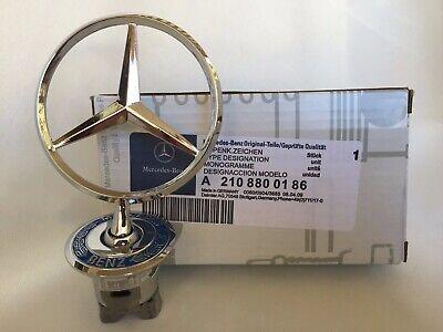 Star Mercedes Benz Logo Emblem W124 W202 W203 W204 W210 W211-ESPAÑA 24H