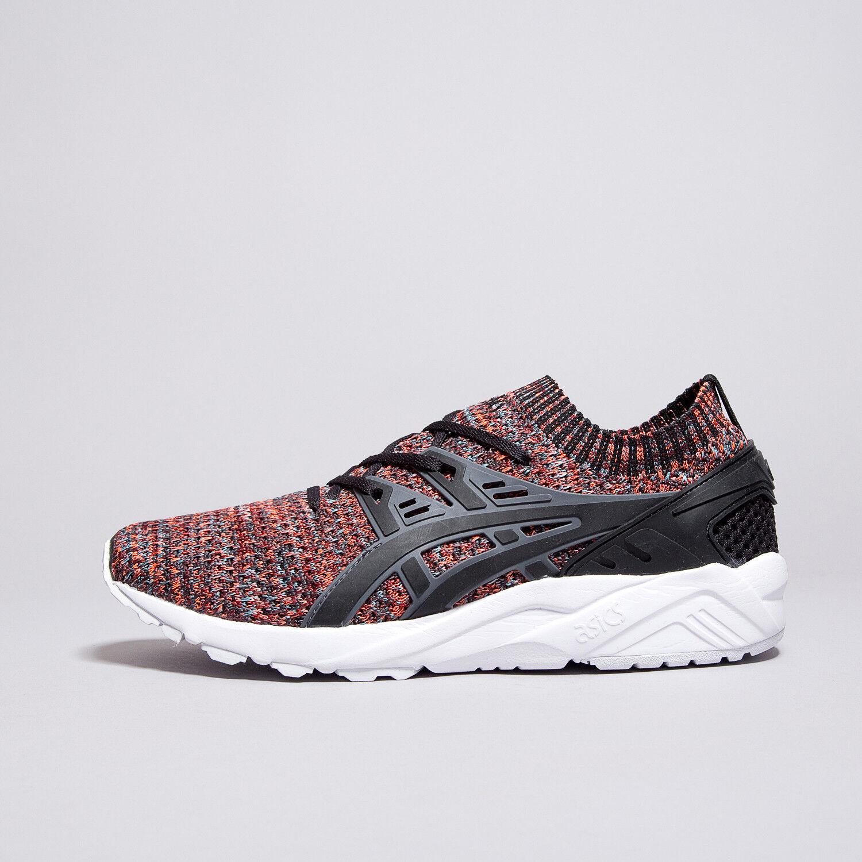 ASICS TIGER GEL-KAYANO Entraîneur Knit Carbon BLK 9790 hn7m4 gr 45 Running chaussures