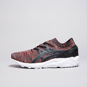 Men Onitsuka Gel Kayano Trainer Knit schuhe Glacier grau