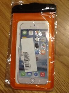 Waterproof Smartphone iPhone Carry Case Orange - Morpeth, United Kingdom - Waterproof Smartphone iPhone Carry Case Orange - Morpeth, United Kingdom