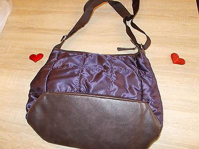s.Oliver Damen Handtasche Braun Töne 33cmX27cm