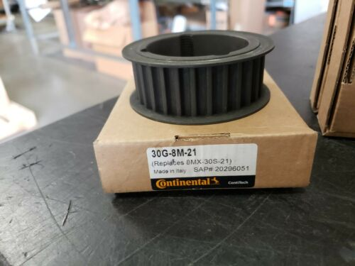 CONTINENTAL 30G-8M-21 NEW