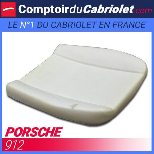 Mousse pour assise avant de Porsche 912