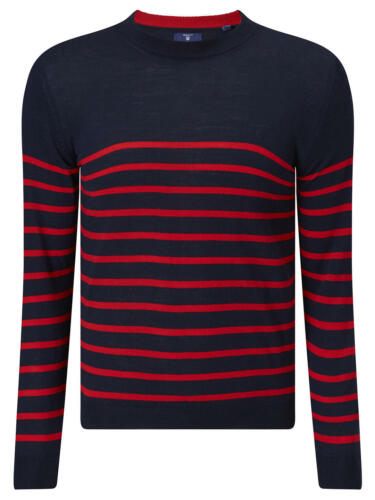 Miglior Uk Jumper tag Prezzo Red Size Breton Gant 2xl Stripe Nuovo con Clear Men's tqPwwOx6