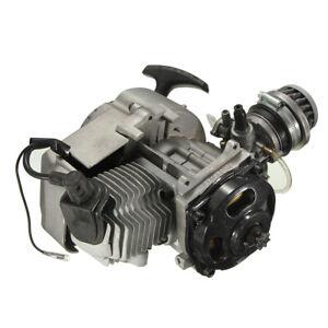 49cc-2-Tempi-Motore-Carburatore-Filtro-Del-039-Aria-Da-Corsa-Mini-Moto-Quad-Bike