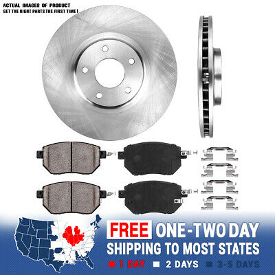 NEW OEM FACTORY NISSAN FRONT BRAKE PADS 2010-2011 MURANO ALL MODELS