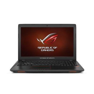 "ASUS ROG Strix GL553VE 15.6"" Gaming Laptop Intel Core i7 1TB HDD + 256GB SSD"