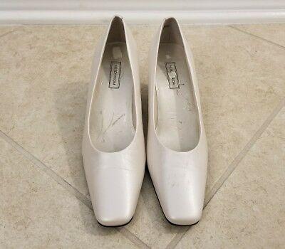 Nordstrom Women's White Leather Dress