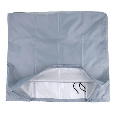 Grey Outboard Motor Hood Cover//Boat Engine Cover 150-300HP Waterproof Vented