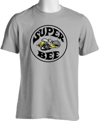 Mopar Dodge Super Bee T Shirt 426 Hemi Muscle Cars Coronet Petit à 6XL et Tall