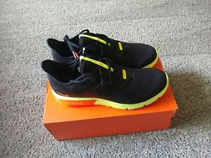 Details about Mens Nike Air Max Sequent 3 Black Total Orange Volt 921694 012 NEW Size 10