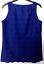 M-amp-S-BLUE-Bordado-de-Encaje-Algodon-Blusa-Top-senoras-8-Bnwt-Marks-amp-Spencer-Mujeres miniatura 5