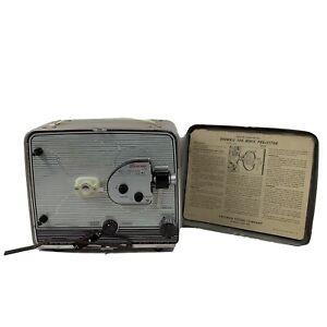 Kodak Model Brownie 300 Movie Projector f-1.6 Lens 8mm No Reel